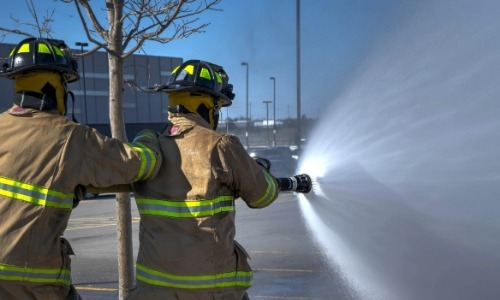 Better Equipment for Fire Fighters