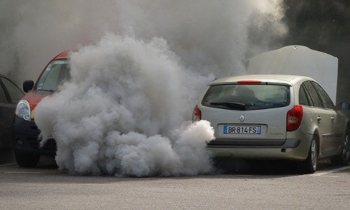 Vehicle Exhaust Is a Leading Source of Carbon Monoxide