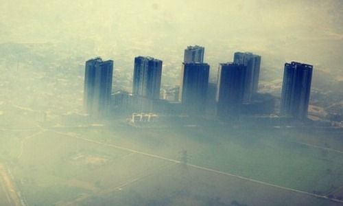 New Delhi - the World's Most Polluted Capital City