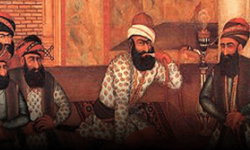 Persians Made Decisions Twice, Once While Sober and Once While Drunk