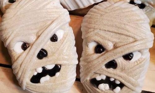 Bodies Turn Into Soap Mummies