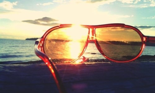 The Cornea Acts as A Sunglass for Your Eyes