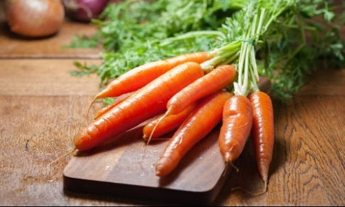 Carrots Can't Strengthen Your Eyes