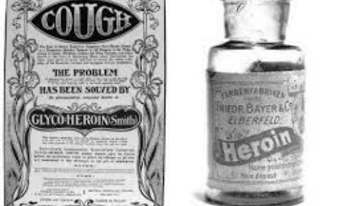 Heroin-Laced Cough Remedy