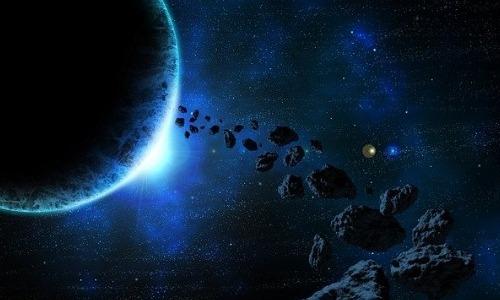 Asteroid - Smashing