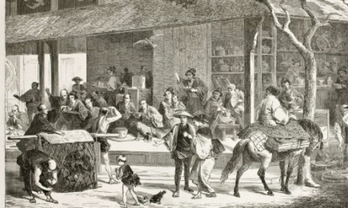 Smallpox Epidemic - Japan, 735 CE