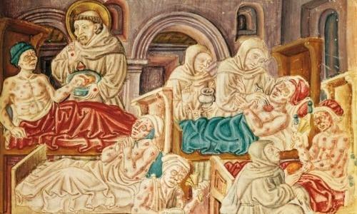 Leprosy Pandemic - Europe, 11th Century