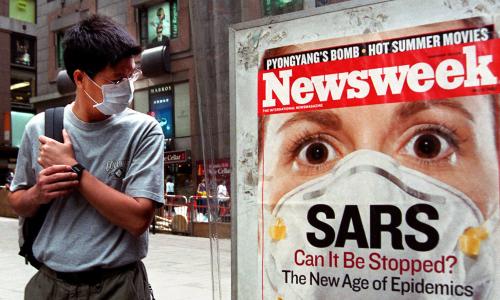 SARS Outbreak- China, 2003