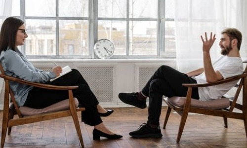 Psychotherapy Is Effective For Mild Depression