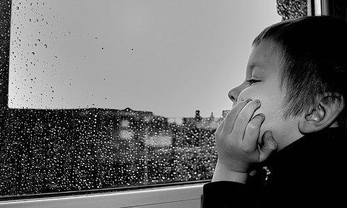 Depression Can Affect Children