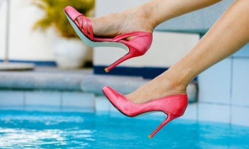 Say No To Heels!