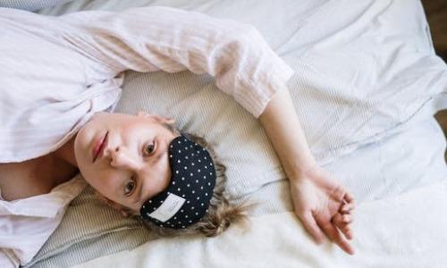 Insomnia seen in some women.