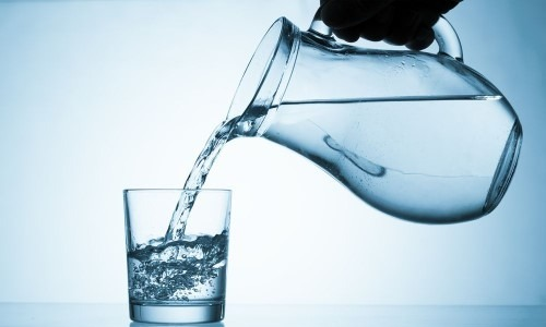 Drink Eight Glasses Of Water Every Day