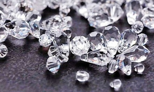 Diamonds Are Extracted From Coal Mines