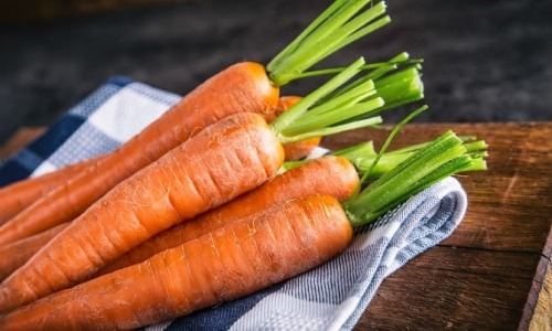 Eating Carrots Can Improve Night Vision