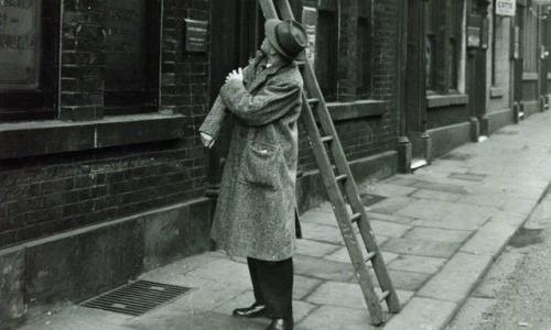 Walking Under The Ladder