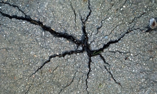 Stepping On A Crack Would Break Your Mother's Back