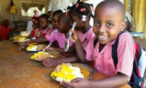 Going Vegan Can Help End World Hunger