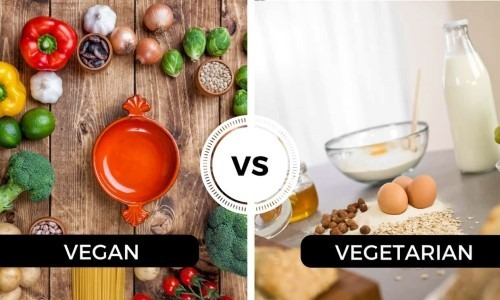 The Hairline Difference Between Veganism And Vegetarianism