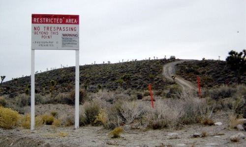 Area 51 and Alien Research