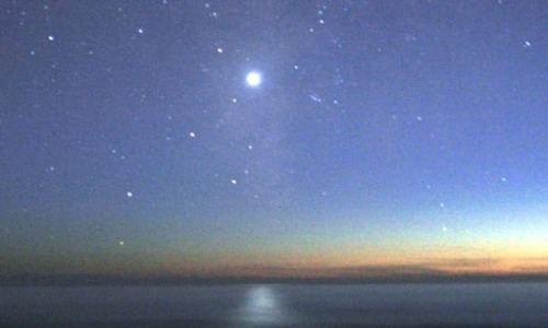 Bright UFOS That Are Being Seen in the Sky