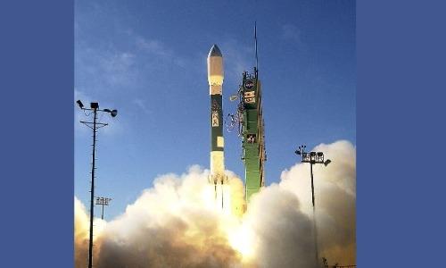 The USA 193 Spy Satellite