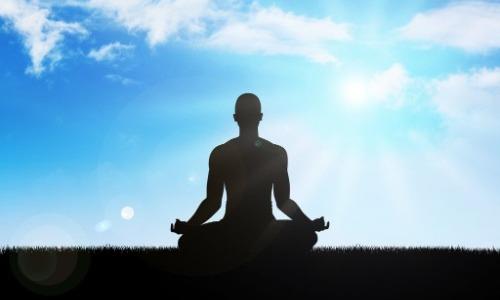 Meditation Was His Secret