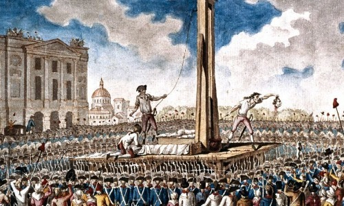 Predicted The French Revolution