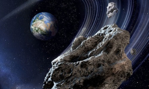 Asteroids Rarely Hit The Earth