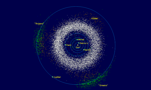We Could Mine The Asteroid Belt