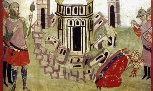 Sieges And Captures