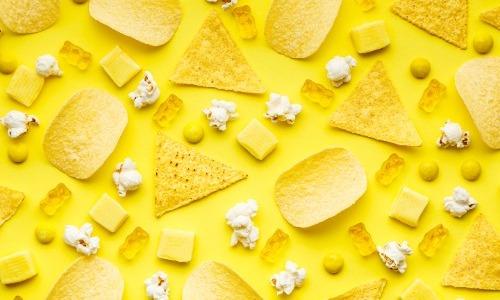 Yellow Food Dye Exists